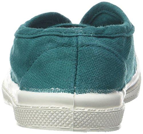 Bensimon Unisex-Kinder Tennis Elly Sneaker Türkis (Turquoise)