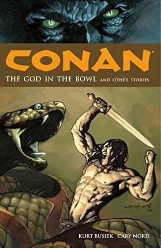 Conan Vol. 2: The God in the Bowl and Other Stories (v. 2)