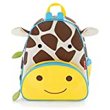 Skip Hop Zoo Little Kid and Toddler Backpack, Jules Giraffe