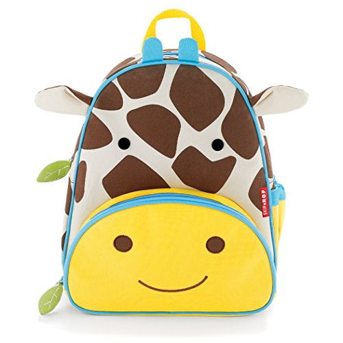 Skip Hop Zoo Little Kid and Toddler Backpack, Jules Giraffe