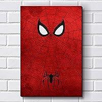 Placa Decorativa em MDF com 20x30cm - Modelo P29 - Homem Aranha - Spiderman