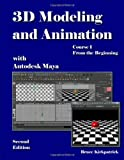 3D Modeling and Animation with Maya - Course I, Kirkpatrick, Bruce, 1614140219