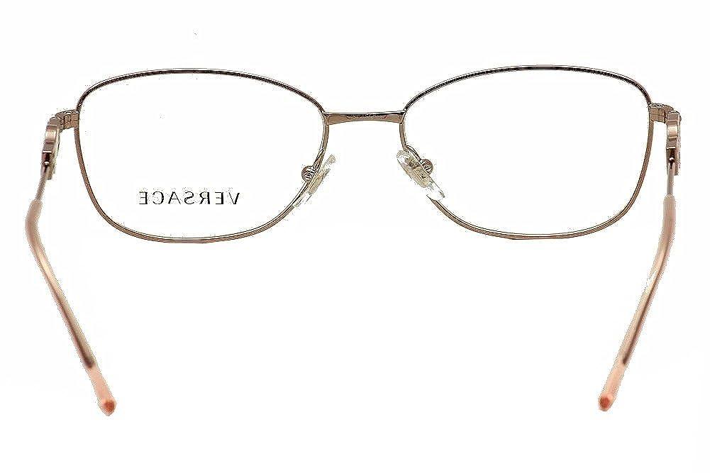 0706c4c84f Versace Women s VE1231 Eyeglasses Pink 52mm