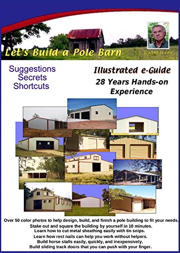 Let#039s Build a Pole Barn