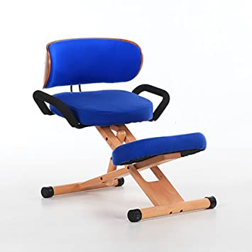 Amazon.com: JZGY Height-adjustable Kneeling Chair, Ergonomic ...