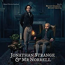 Jonathan Strange And Mr Norrell (Benoit Groulx/Benoit Charest) by Benoit Groulx (2015-05-04)