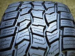 A balance of all-terrain traction, aggressive styling and on-road manners is all available in one tire for today's SUVs and 1/2 ton trucks. The Adventurer A/T integrates a tread and siping pattern that handles wet, dry and off-road conditions...