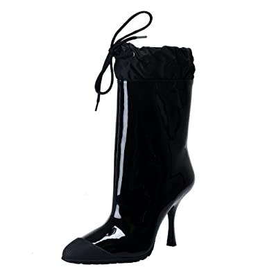 Miu Miu Patent Leather Ankle Booties buy cheap best seller YQNSUjM