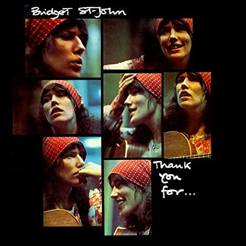 Thank You For... (180 Gram Vinyl) (Bridget St John Lp)