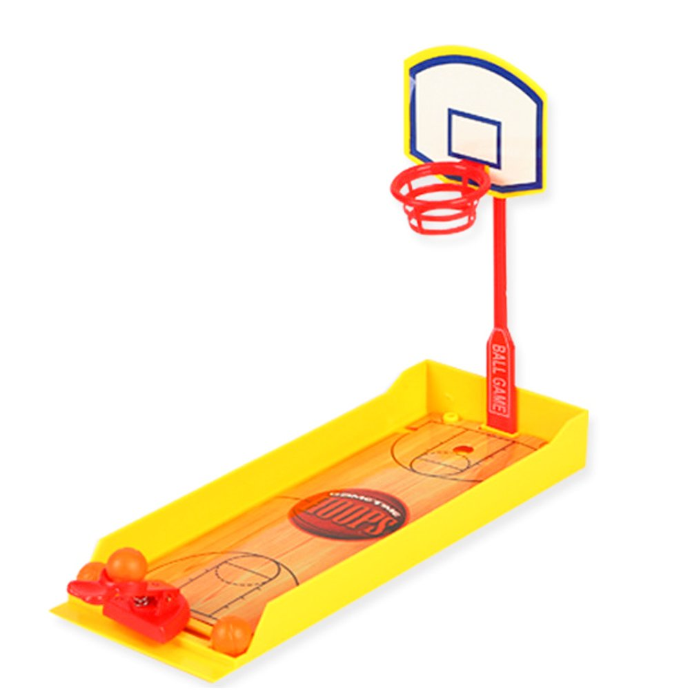 1 Pc Funny Desktop Basketball Mini Basketball Sports Toys Finger Board Games Basketball Hemore