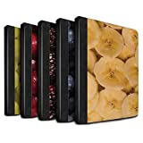 STUFF4 PU Leather Book/Cover Case for Apple iPad Pro 9.7 tablets / Pack 18pcs Design / Juicy Fruit Collection