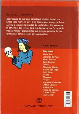 Me llamo… Shakespeare: Amazon.es: Monreal, Violeta, Alexandri ...