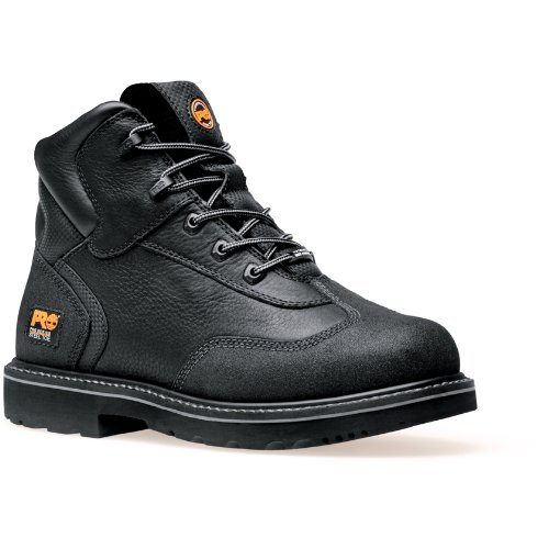 Met Guard Boot (Timberland PRO Men's 85516 Internal Met Guard Work Boot,Black,8.5 W US)