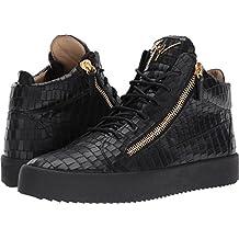 Giuseppe Zanotti Mens May London Mid Top Zayn Sneaker