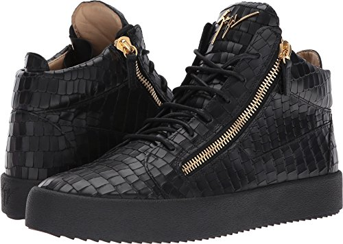 Giuseppe Zanotti Men's May London Mid Top Zayn Sneaker for sale  Delivered anywhere in USA