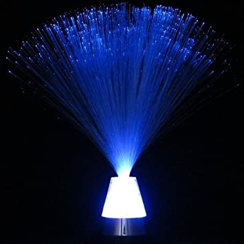 Fiber Fiber of 3Color Optic Changing Optic LampsSet DYWHIE9e2