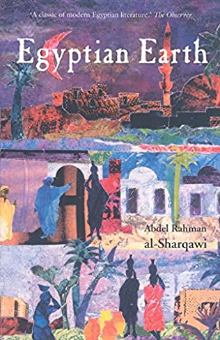 book cover of Egyptian Earth