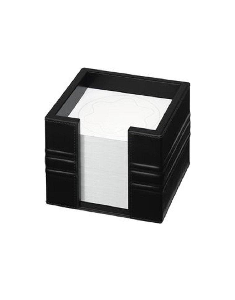 Montblanc 105253 Note Holder in teather Black