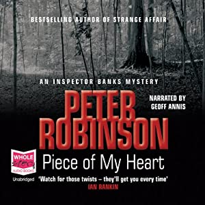 Piece of my Heart Audiobook