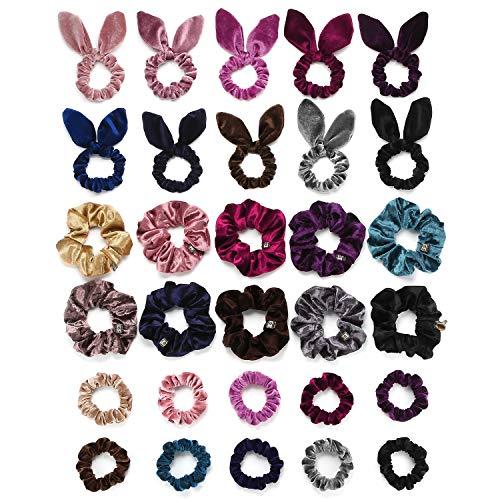 Jual Velvet Hair Scrunchies 866561f4e10