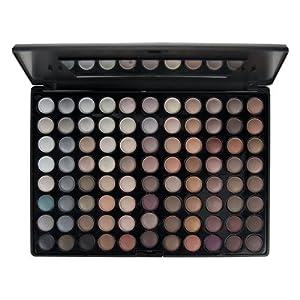 Blush Professional 88 Colour Earth Tones Eyeshadow Palette by Blush Professional