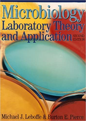 Microbiology Laboratory Theory And Application Brief Edition Pdf