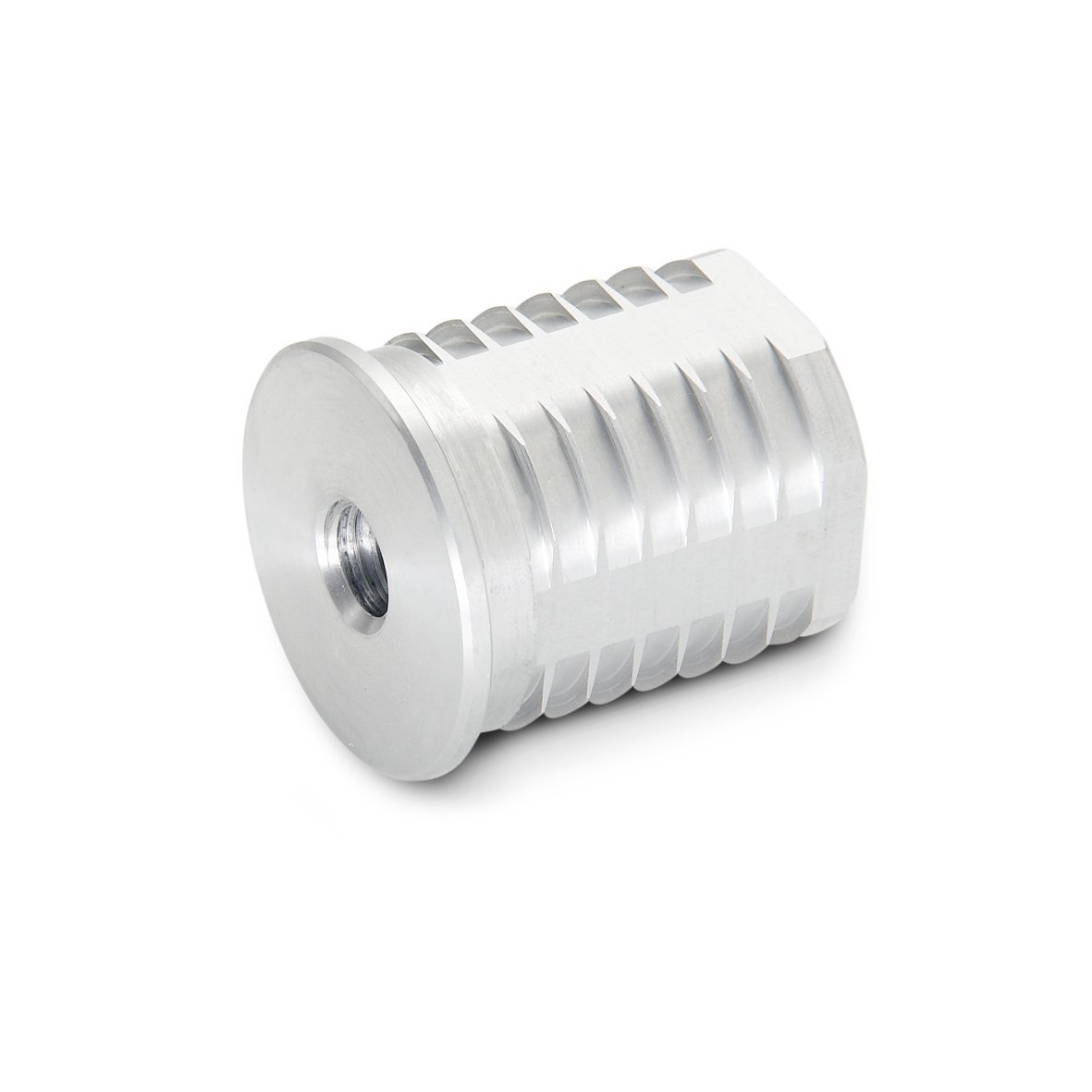 2.01 Item Length 1//2-13 Thread Size 1.78 Inside Square 1124 Pounds Static Load JW Winco 448V2V1788T Series EN 448S Plastic Black Square Type Threaded Tube End with Molded-in Insert