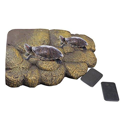 Aiicioo Turtle Bank Magnetic Floating Island Turtles And