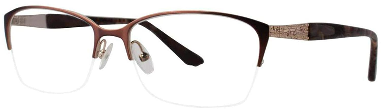 Dana Buchman AINSLIE Brown Eyeglasses Size54-16-140.00