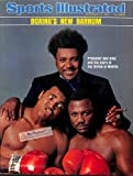 Sports Illustrated Magazine (Muhammad Ali , Joe Frazier ,Don King , the Thrilla in Manila, September 15 , 1975)