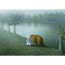 Bear Art Poster Print by Michael Sowa, 28x20 Art Poster Print by Michael Sowa, 28x20 by Poster Discount