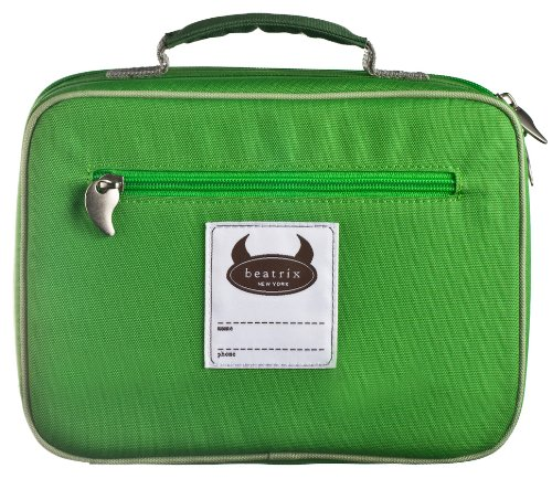 Beatrix New York Lunch Box: Alister, Green