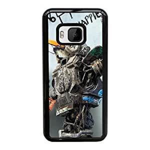 HTC One M9 Cell Phone Case Black Chappie ST1YL6698176
