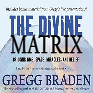 The Divine Matrix Audiobook