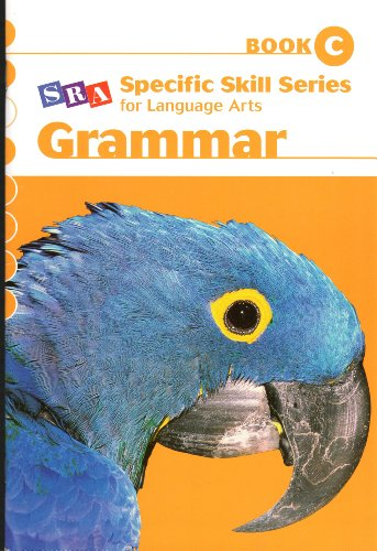 SRA Specific Skill Series for Language Arts: Grammar Book C