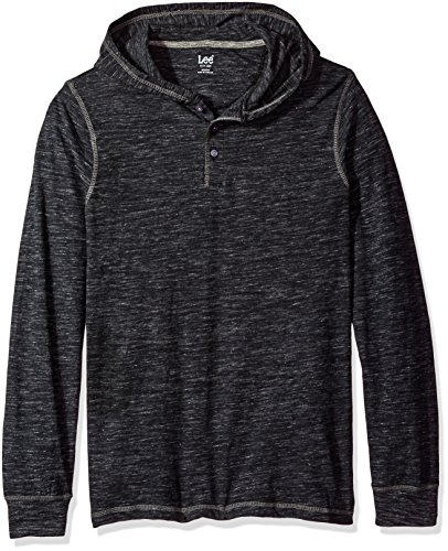 Lee Button Hoodie Various Including
