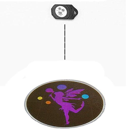 Aione Luces de GOBO LED Interior Efecto de luz Portalámparas E27 ...