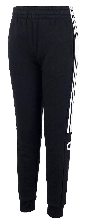 adidas Kids Boy's Core Linear Jogger (Big Kids) Black XL (18/20 Big Kids) by adidas
