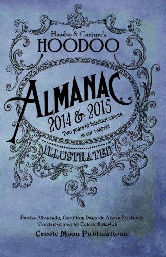 Hoodoo Almanac 2014 & 2015