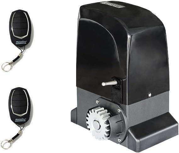 KIT Motor corredera Motorline Slide 800 Kg, para automatizar ...