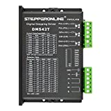 STEPPERONLINE CNC Digital Stepper Motor Driver 1.0-4.2A 20-50VDC for Nema 17, 23, 24 and 34 Stepper Motor