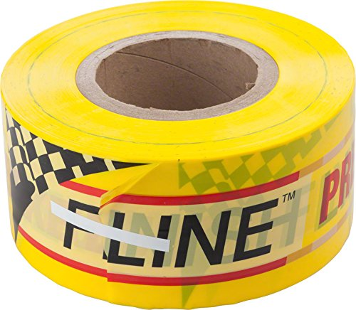 Finish Line Course Marking Tape, 1000ft Roll ()