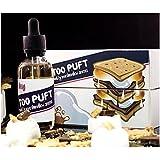 Too Puft Mix Series 50 ML+10ML di Base Neutra Nicotina 0 MG