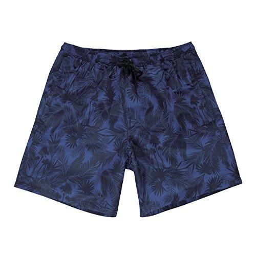 stampa Abrax Blue di blu Short Bain di Palette Jim Xxl De 5wxFZI