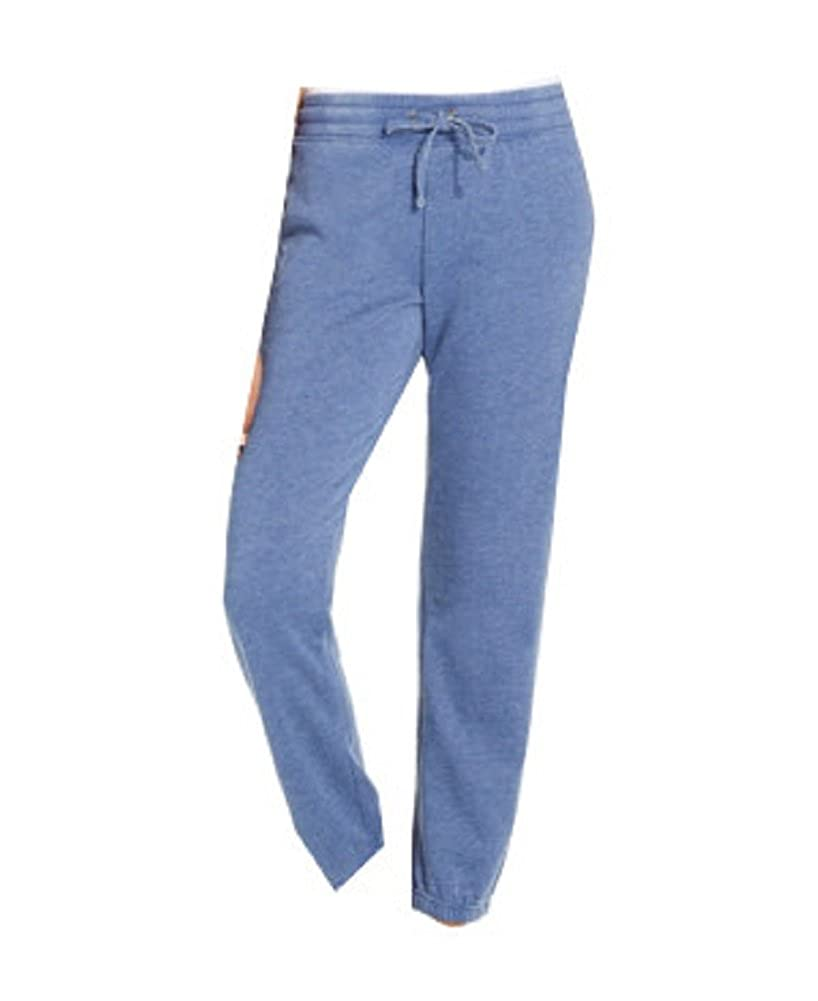 Style & Co. Sport Petite Soft Jogger Pants, Mountain Blue, PM
