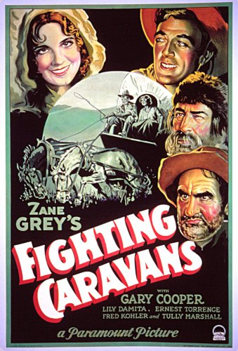 DVD : Fighting Caravans
