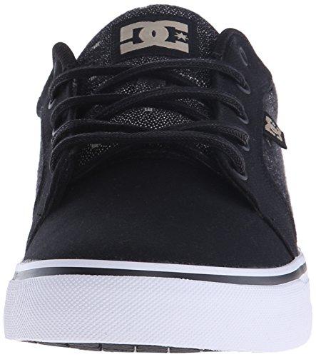 DC Herren Anvil TX SE Sneaker Schwarz / Tan