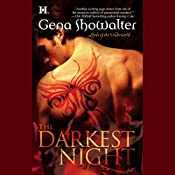 The Darkest Night: Lords of the Underworld, Book 1 | Gena Showalter