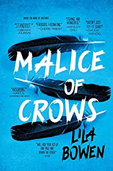 Malice of Crows (The Shadow) by [Bowen, Lila]