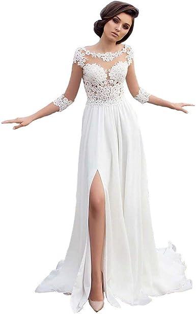 Spitze hochzeitskleider standesamt Standesamt Brautkleider
